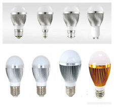5pcs Dimmable E27 E14 B22 GU10 LED Bulb 9W 12W 15W Spot Lamp Light Energy Saving
