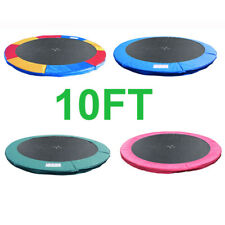10 FT TRAMPOLINE REPLACEMENT PAD PADDING SPRING COVER FOAM OUTDOOR SPORT
