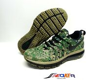 NIke Fingertrap Max NRG 644672 203 bamboo black green brown military camo NEW DS