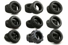 King Motor Buggy Tyres Fits KM HPI 5b 001 2.0 Rovan 1/5th RC