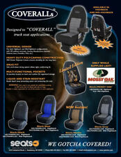 Truck Seat Cover Freightliner Kenworth Mack Peterbilt International Ford Volvo