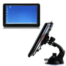 """7"""" Auto Map Car GPS SAT Navigation TFT Touch Screen 4GB WinCE 5.0/6.0 MP3 MP4 FM"""
