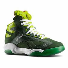 "Reebok Shaq Attaq ""Ghost of Christmas Past"" #V61428 Mens Shoes Sneakers Retro"