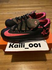 Nike Air Zoom KD VI 6 (GS) Meteorology Aunt Pearl 599477-001 B