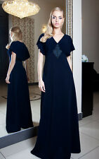 Long Party Evening Ladies Formal Bridesmaid Maxi Dress Size 8 10 12 14 16 18