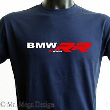 BMW S1000 RR T-SHIRT motorcycles - 5 COLORS - ALL SIZES