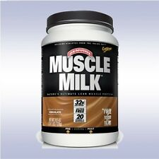 CYTOSPORT MUSCLE MILK (2.47 LB / 32 SERVINGS) whey casein isolate protein powder