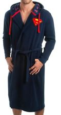DC Comics SUPERMAN Hooded BATH ROBE
