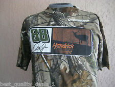 Hendrick Dale Earnhardt Jr # 88 NASCAR Men's Shirts-Choice of Styles and Sizes