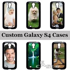 Custom Samsung Galaxy S4 Case Personalized Photo DIY Picture on Hard Case Cover