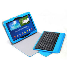 Bluetooth Removable Keyboard Case for Samsung Galaxy Note 10.1 2014 Edition P600