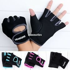 Gym Fitness Workout Weight Lifting Cycling Driving Hunting Half Mitt Glove ONMF