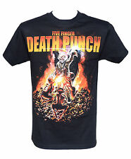 FIVE FINGER DEATH PUNCH - PURGATORY- Official Licensed T-Shirt - New S M L XL