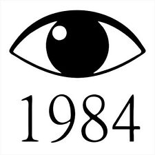BIG BROTHER 1984 (anonymous george orwell book watching you political) T-SHIRT