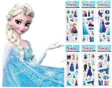 Frozen sticker Party loot bag filler favor Supply school reward Scrapbook Elsa