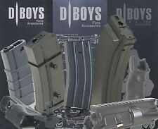 DBoys Airsoft Magazine.  Choose an available mag