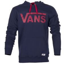 Vans Classic Mens Hoody Blue Hoodies Pullover Navy Chili Pepper All Sizes