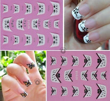 French Manicure 3D Sticker Nail Gif-it