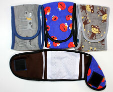 SET - 3pcs  Diapers Dog Male Boy BELLY BAND For Small Dogs sz XXS, XS, S, M, L