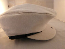Mens Nike Tiger Woods Golf Flat Cap Cream Brand New with Tags
