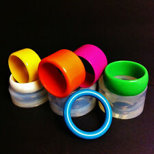 BRACELETS MOLD. CLEAR SILICONE RUBBER MOLDS. CREATE YOUR OWN BANGLE! MULTIPLE SZ