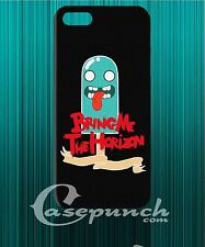 MZ BRING ME THE HORIZON2 FOR3D iphone 4 4g 4s 5 5s 5c HTC One M7 back cover case