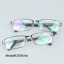 2035 New model eyewear full rim glasses metal optical frames myopia eyeglasses