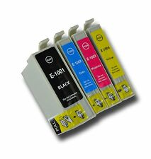"""2 Compatible Non-OEM Epson """"Rhino"""" T1001-4 (T1006) Non-oem Ink Cartridges"""