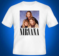 Hanson Nirvana Funny Pop Rock Music T-Shirt FREE DELIVERY