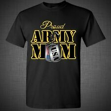 PROUD ARMY MOM US ARMY military navy cool present for mom t shirt tank top