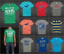 New! Hollister Men's Graphic T-Shirt Size S, M, L, XL