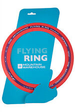 Flying Ring Frisbee Outdoor Garden Game Toy Summer Holiday Disc Soft Rubber Pro