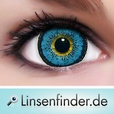 "Lenti a Contatto Colorate Circle Lenses ""Angel Blue"" + GRATIS Contenitore"