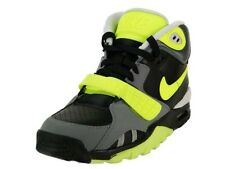 [631488-001] NIKE AIR TRAINER SC II (GS) VOLT/BLACK BOY'S SIZE 5 TO 7 NIB