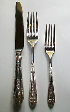 Wallace Silverplate EPS Adam Flatware Pieces For Sale Choice by the Piece