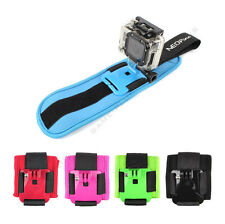 Velcro Wrist Strap Mount with Short Pivot Arm for GoPro Hero 2 3 3+ Accessories