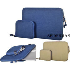 "laptop Notebook Sleeve Case Carry Bag Pouch For 11"" 13"" Apple MacBook Pro / Air"