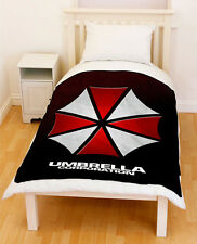 Resident Evil Umbrella Corporation Fleece Blanket / Fleece Throw