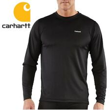 CARHARTT K290 WORK-DRY BASE LAYER LIGHTWEIGHT THERMAL CREWNECK SHIRT M-3XL