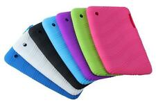 """Soft Silicone Rubber Cover Case for Lenovo IdeaTab 7"""" A7-30 A3300 Tablet PC New"""