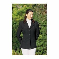 Dublin Hobart Adult Horse Riding Jacket Black - Competition / Show / Equestrian