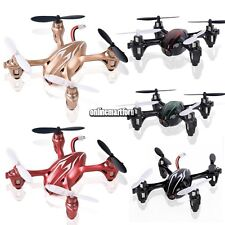 2.4Ghz Mini X6 H107C 4CH RC Quadcopter UFO With Camera Recording RTF New Vesion