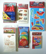 Disney Pixar Cars Party Supplies - Pick your own Party Pack!