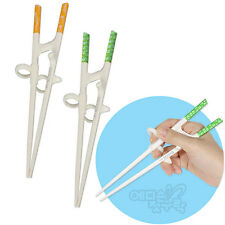 Training Chopsticks Helper Kids Adult Learning Cute Fun Pororo Korean Flatware