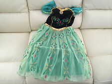 Disney Frozen Princess Anna Fancy Coronation Dress Costume All Ages NEW **LOOK**