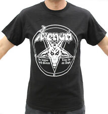 Venom Metal Band Embroidered Graphic T-Shirts
