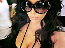 Oversized Big Huge Round Fashion Designer Ford Style Ali Celebrity Sunglasses