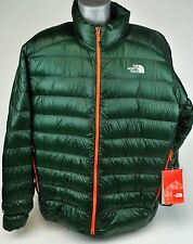 THE NORTH FACE MENS SUPER DIEZ JACKET 900 DOWN FILL NOAH GREEN SUMMIT SERIES NEW