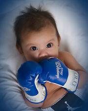 Wearable Baby Boxing Gloves Champion Infant boxing mittens