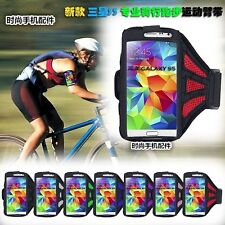 Running Gym Armband Case For Samsung Galaxy S5 S4 S3 Workout Jogging Sport Cover